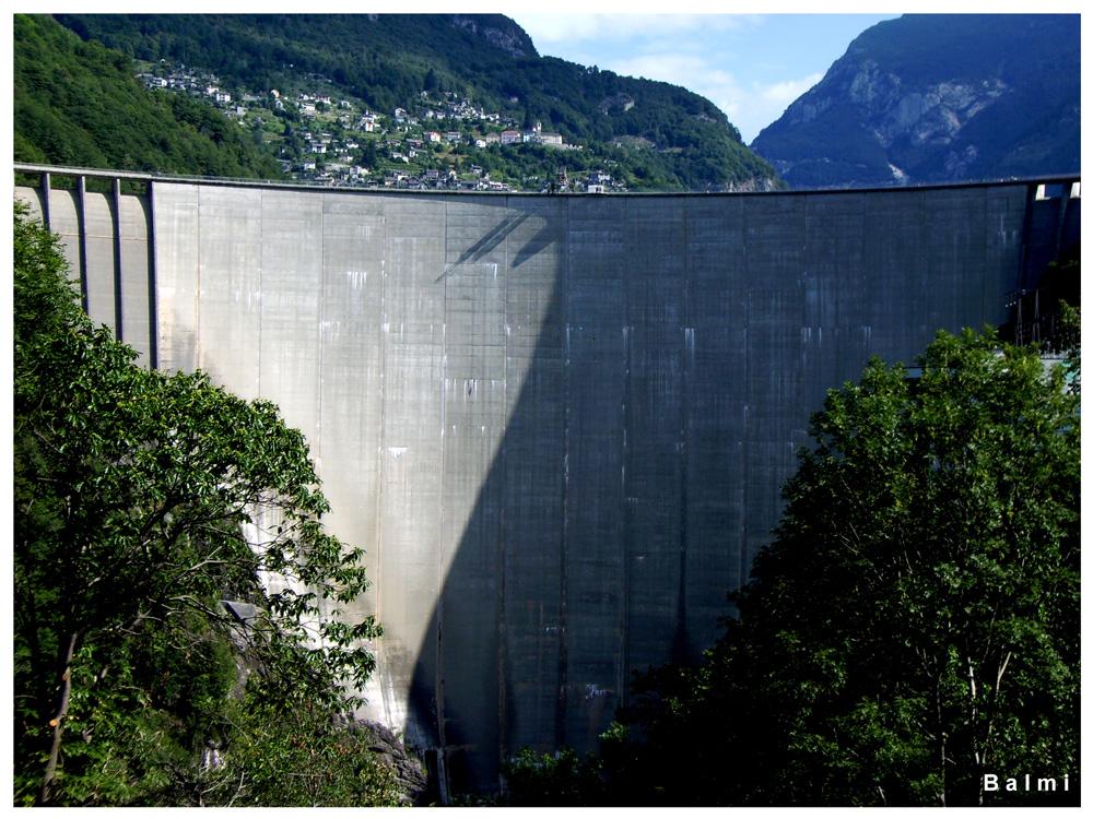 Valle Verzasca...und die Wasserkraft...