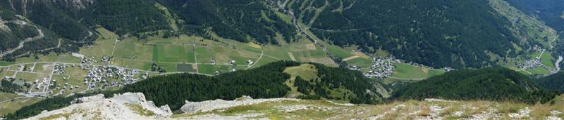 vallée d'Arvieux (Hautes Alpes)