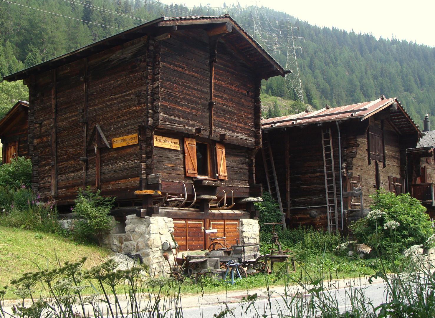 Vallée de Goms / Valle de Goms / Gomsertal...01