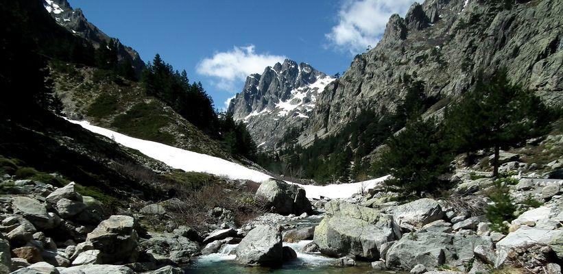 Vallée de la Restonica (Corse)