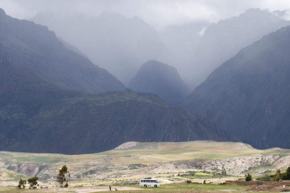 vallée des incas