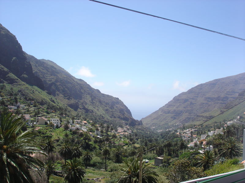 Valley gran Rey