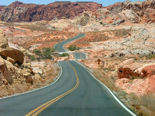 Valley of Fire...