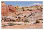 [valley of fire] - I ... colorful stone