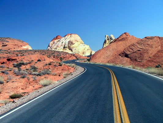 """Valley of Fire""  Nevada"