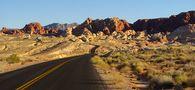 Valley of Fire - Nevada - USA von Ulrich Maaßen