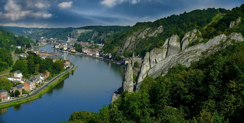 Valley of the Meuse (Belgium)