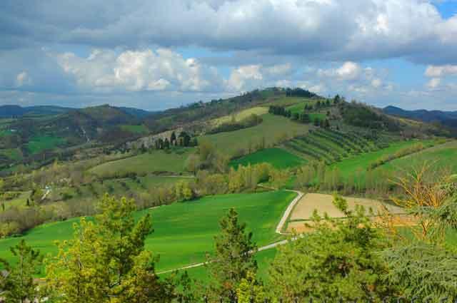 Valmontone- Umbria