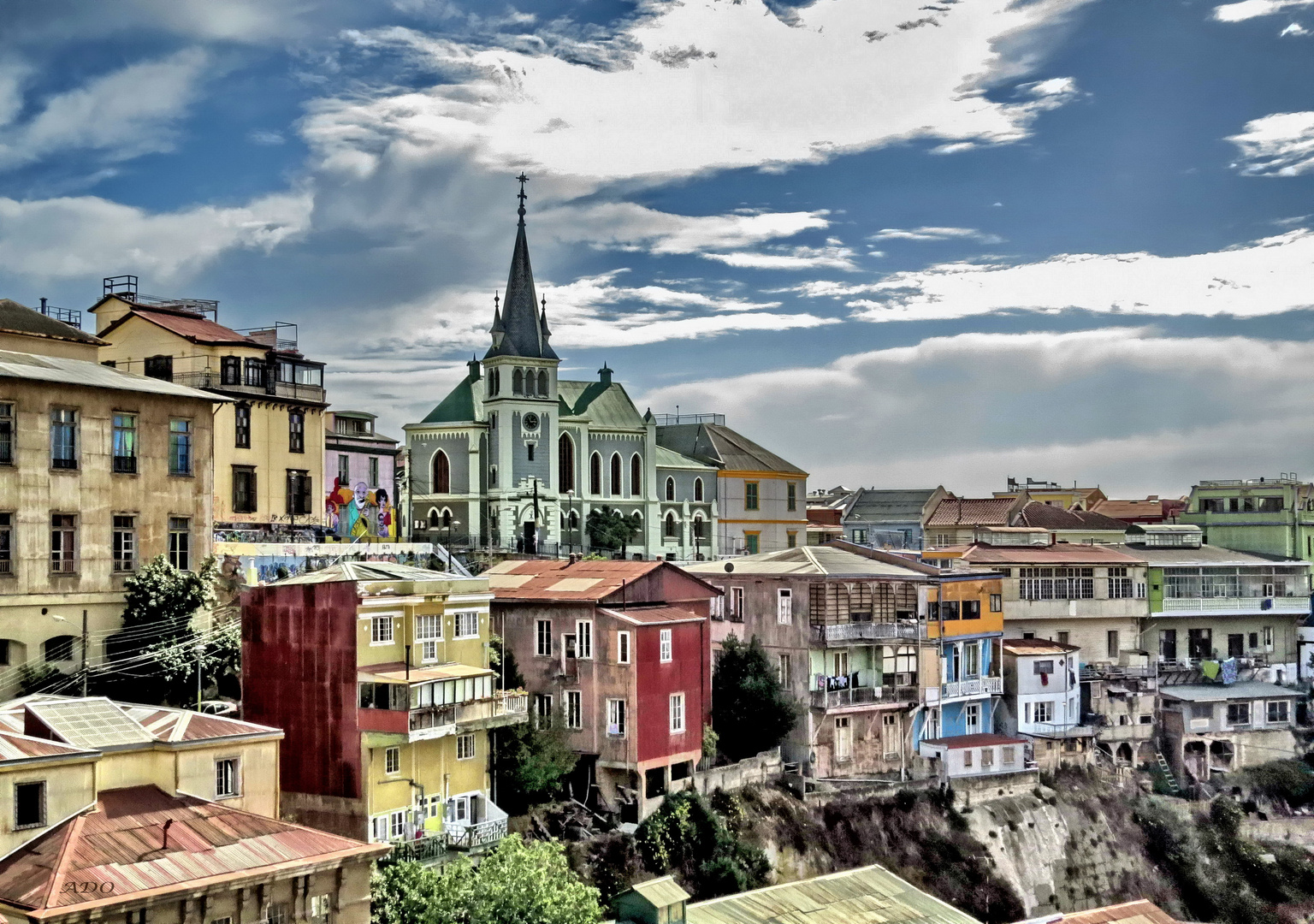 Valparaiso - in my eyes