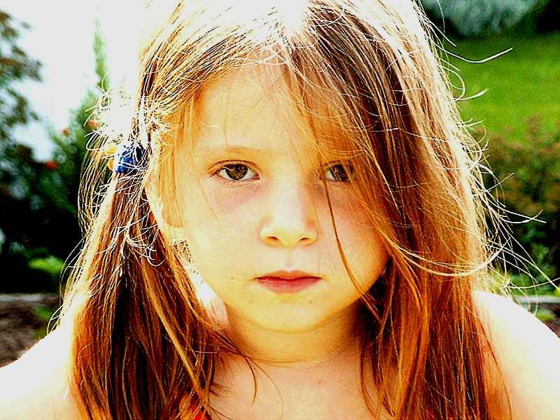 Vamp mit 3. Jahren