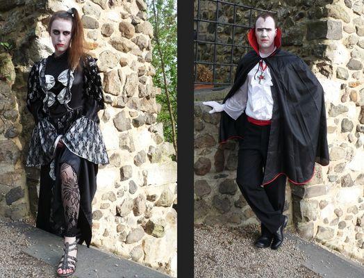 Vampirdinner Godesburg 28.04.2012