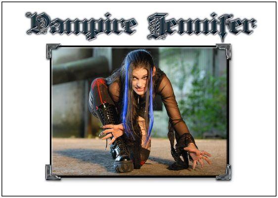 Vampire Jennifer