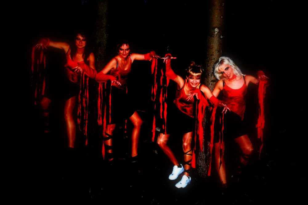 Vampire Tanzgruppe Hot Domination