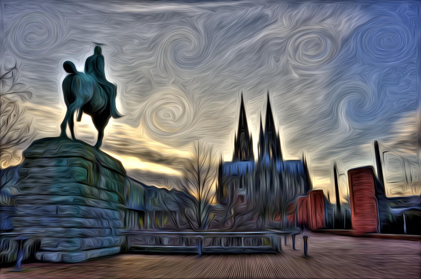 Van Gogh Effekt