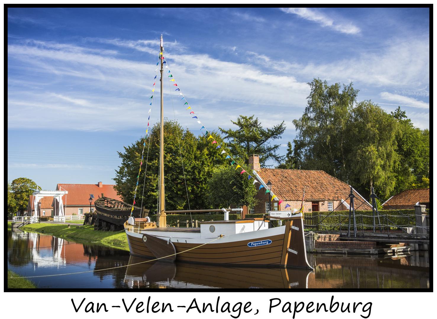Van-Velen-Anlage, Papenburg