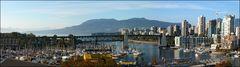[ Vancouver 2003 - View from Granville Bridge ]