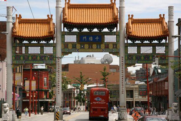 Vancouver BC - China Town