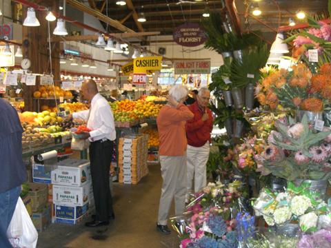 Vancouver fruitmarket
