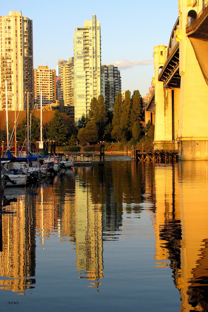 Vancouver Living .... in the West End