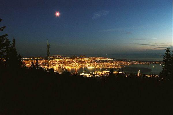Vancouver - nightlife -