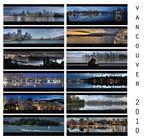 Vancouver panorama calendar