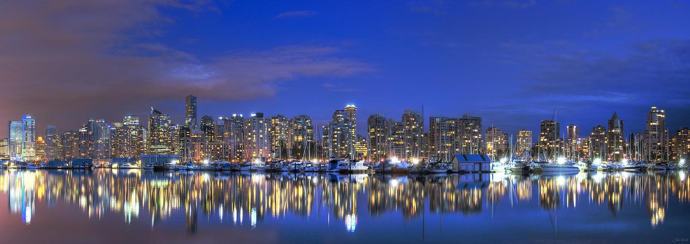 Vancouver Skyline III