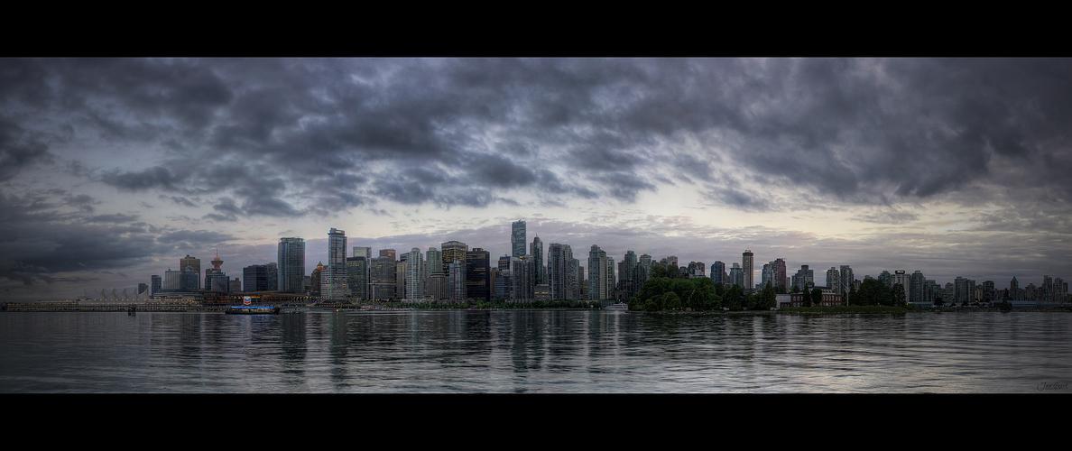 Vancouver Skyline (reload)