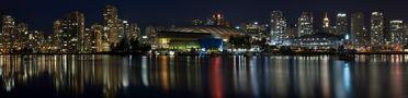 Vancouver South Side von Jan Geerk