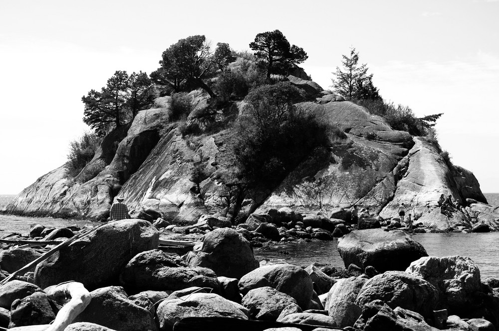 Vancouver's Rock