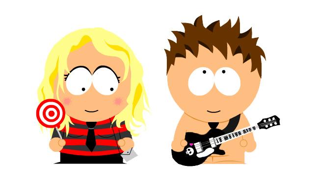 Vanessa et Julian FSK 18 ;>