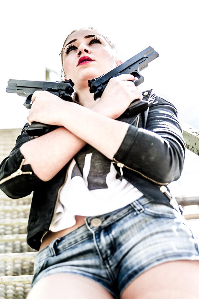 Vanessa oder doch Lara Croft?