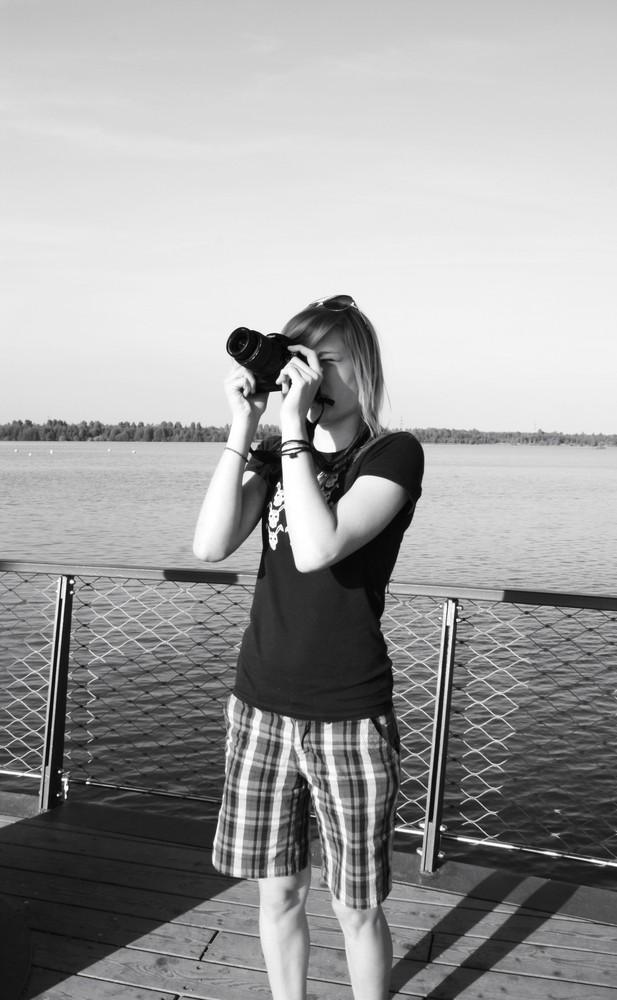 vanessa.beim fotografieren