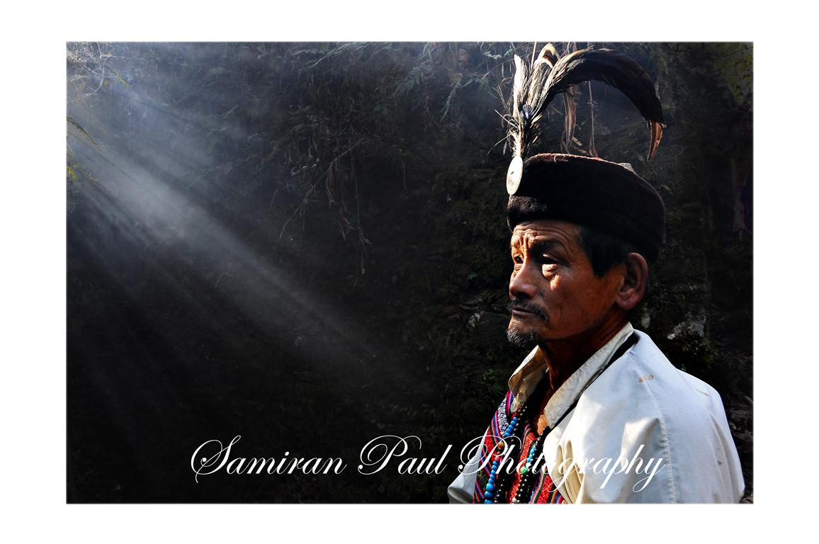VANISHING TRIBE :  Lepcha