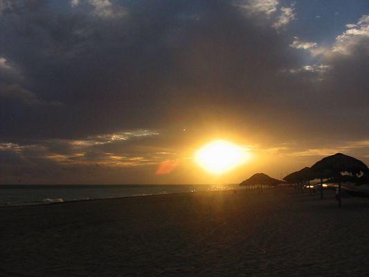 Varadero - Sonnenaufgang