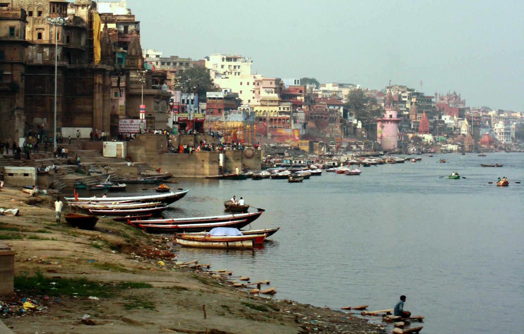 ~Varanasi am Ganges~