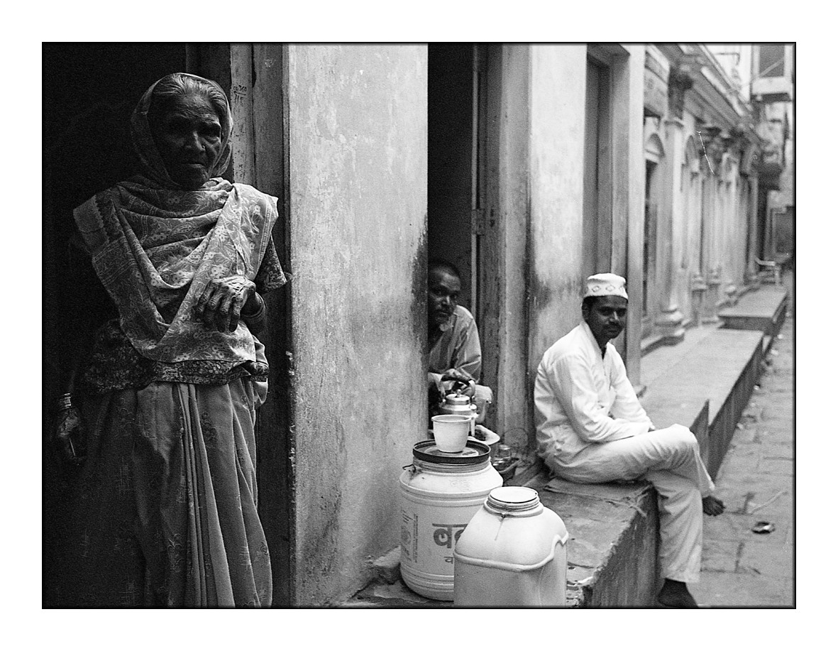 Varanasi, Indien 2011