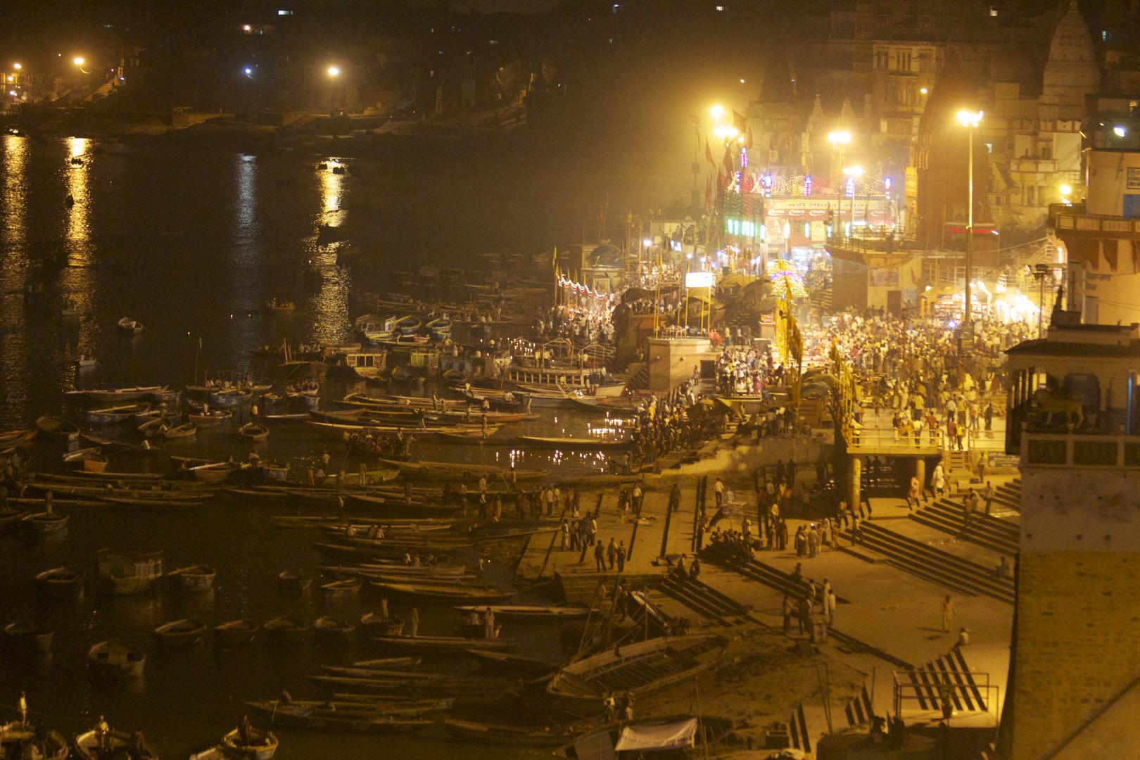 Varanasi main ghat
