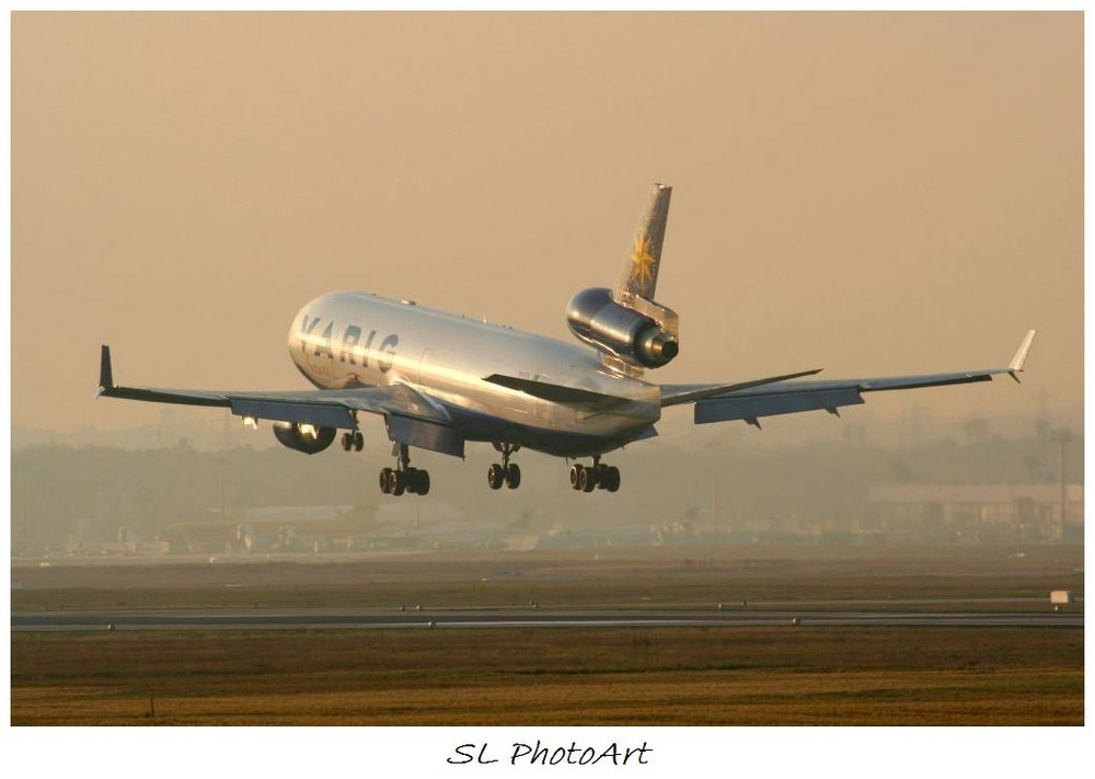 Varig - clear for Touchdown -