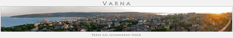 Varna - die Perle am schwarzen Meer