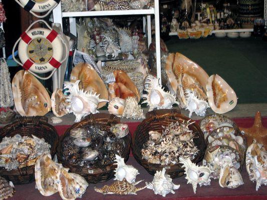 Varna souvenirs
