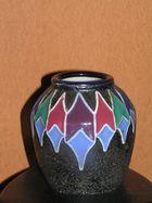 Vase- böhmisch um 1920
