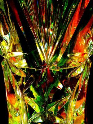 Vase Crystal...