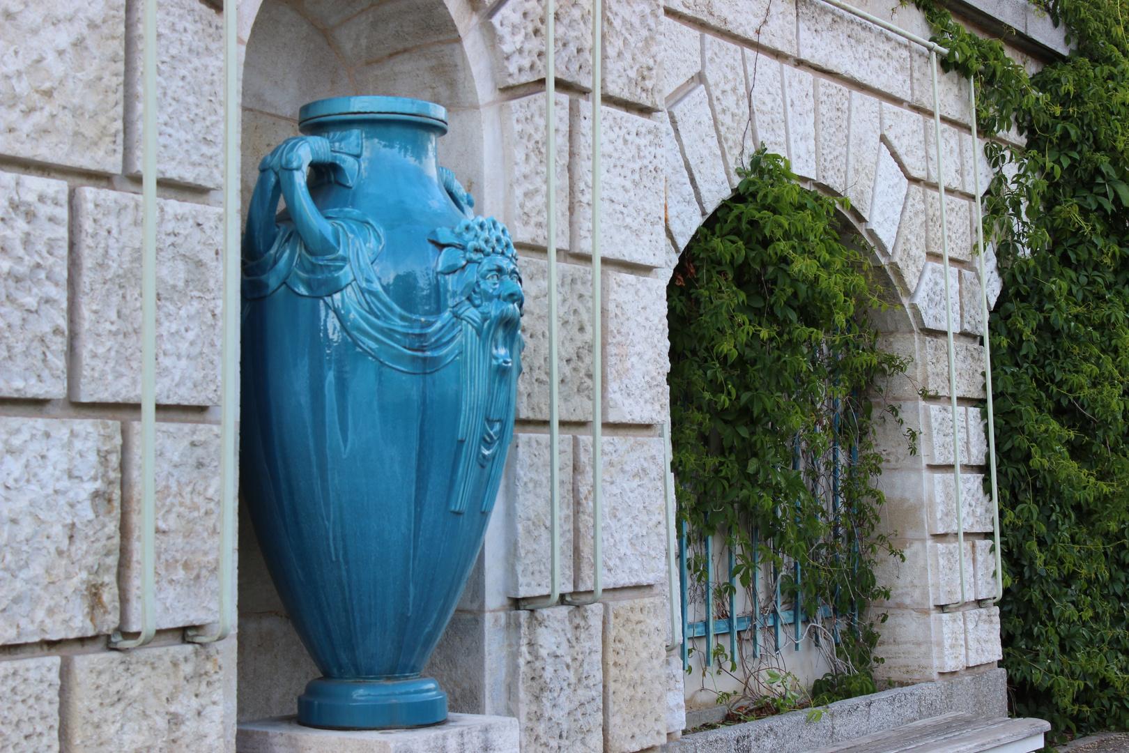 Vase im Stadtpark Wien