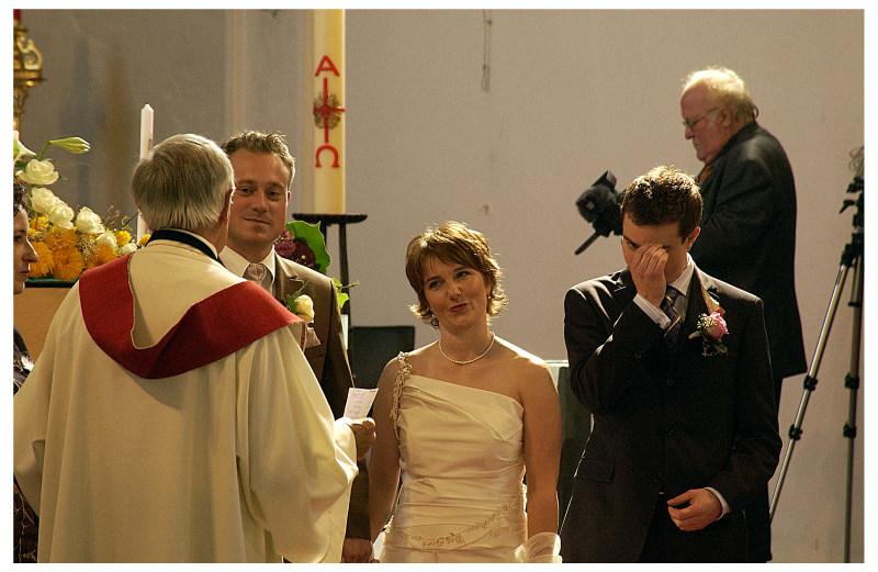 Vater der Braut II