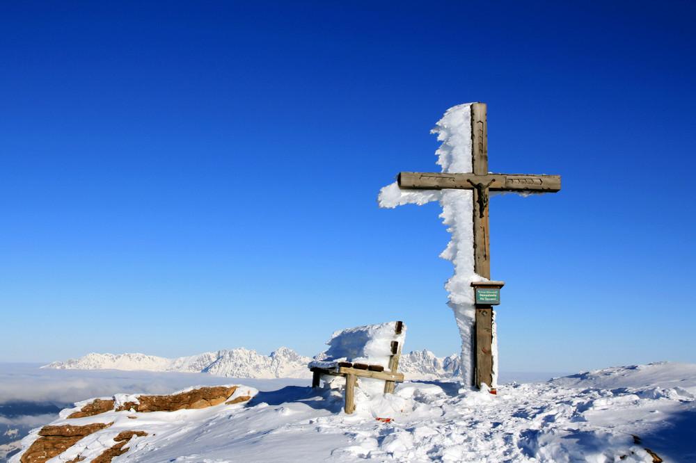 Vater Frost vs. Christus