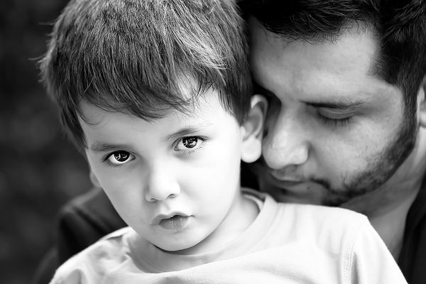 Vater & Sohn liebe