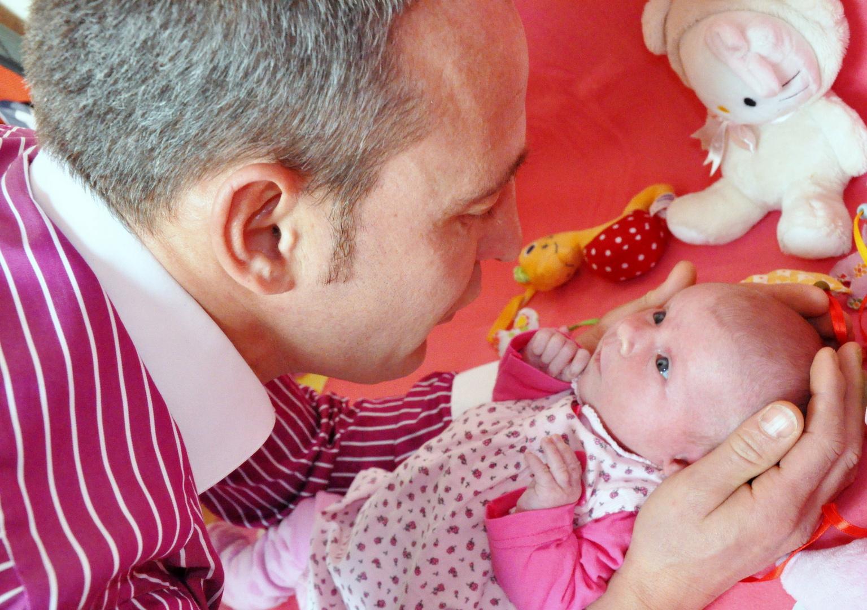 Vater & Tochter
