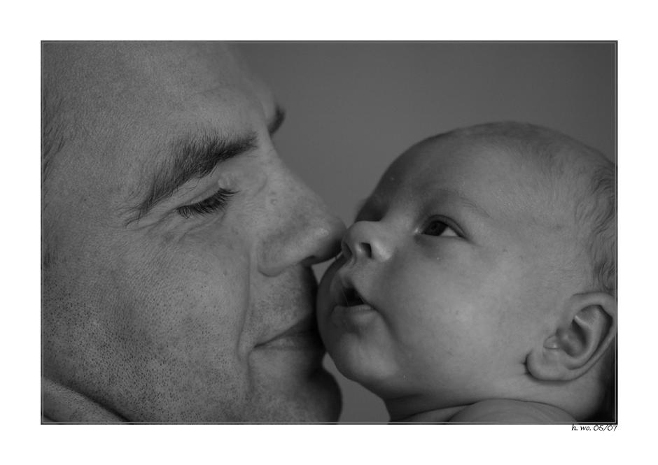 Vater und Sohn.............