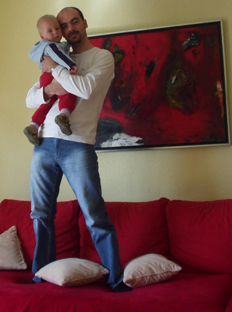 Vater und Son
