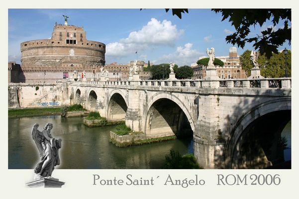 Vatican - Engelsbrücke